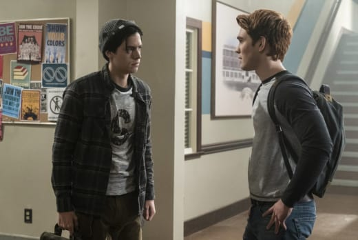 Best Friend Animosty - Riverdale Season 1 Episode 7