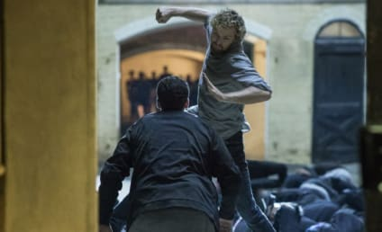 Marvel's Iron Fist: Renewed for Season 2!