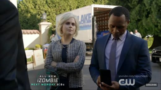 Izombie 4x2 Ms. Priss