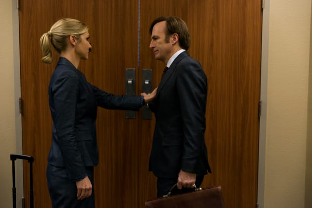 Kim and Jimmy ready for Battle - Better Call Saul Season 3 Episode 5