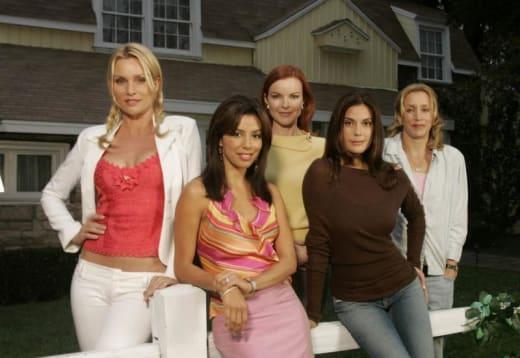 Desperate Housewives Ladies