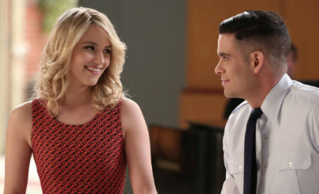 Puck and Quinn Pic