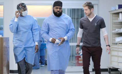 The Resident Season 2 Episode 17 Review: Betrayal