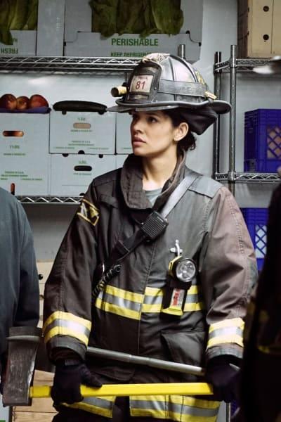 Stella Kidd - Chicago Fire