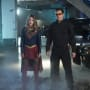 Kara and Mon-El Take on Livewire - Supergirl Season 2 Episode 10