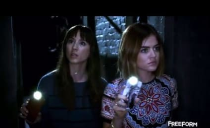 Pretty Little Liars Preview: Guess Who's Back in Rosewood?!?