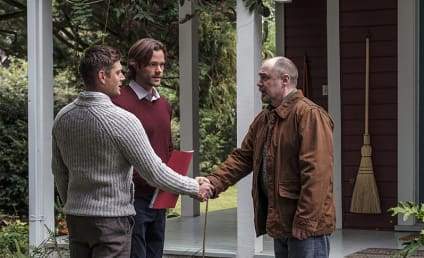 Supernatural Photo Preview: A Winchester is Captured!