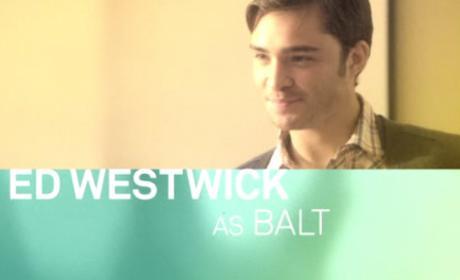 Ed Westwick Interview
