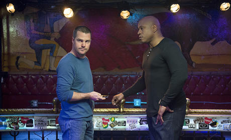 Sam and Callen Wait