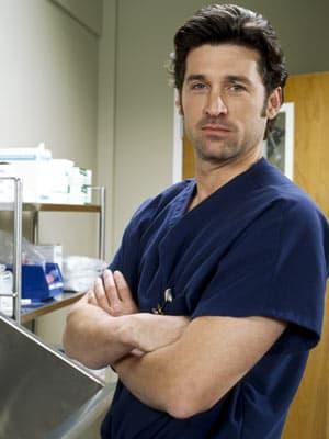 Dr. Derek (McDreamy) Shepherd