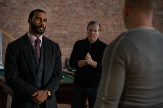An Unlikely Meeting - Power Season 5 Episode 6