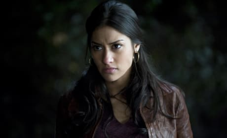 Janina Gavankar on True Blood