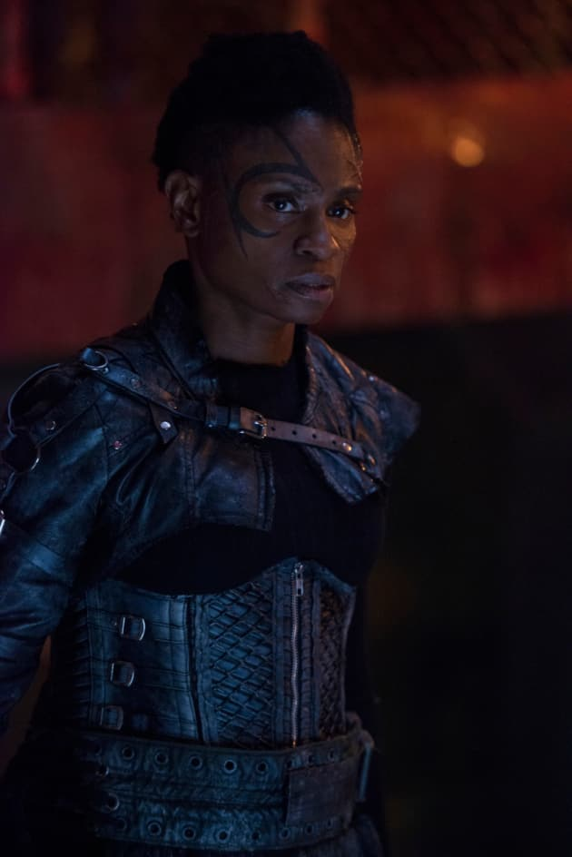 Indra Watches On - The 100 Season 5 Episode 10