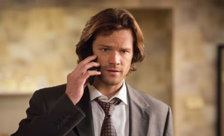 Call me, maybe - Supernatural Season 12 Episode 11