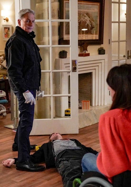 Gibbs to the Rescue - NCIS Season 16 Episode 14