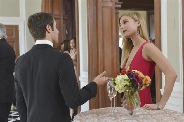 Daniel and Emily Exchange Words
