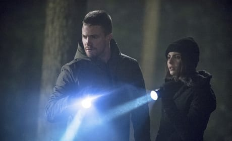 Two Are Better Than One - Arrow Season 3 Episode 14