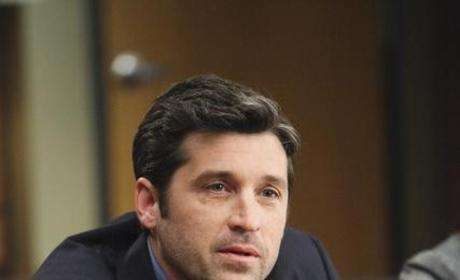 Chief of Surgery Derek