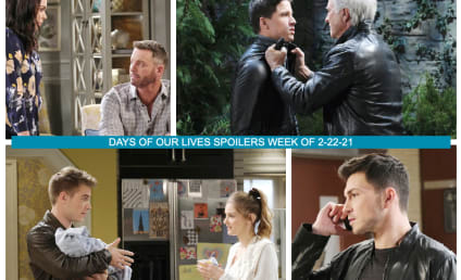 Days of Our Lives Spoilers Week of 2-22-21: Who Shoots [Spoiler]?
