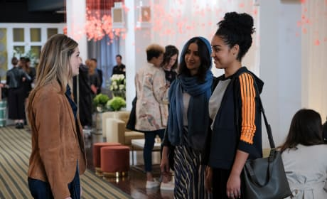 Sutton in Paris with Kat and Adena - The Bold Type Season 2 Episode 10