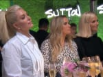 Grilling The Mayor - The Real Housewives of Beverly Hills