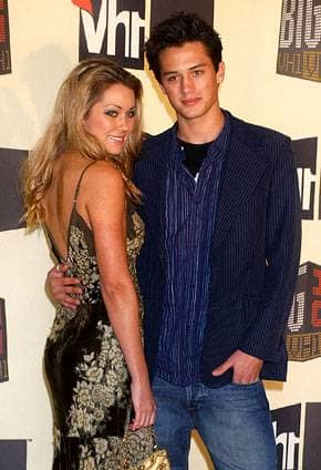 Stephen and Lauren