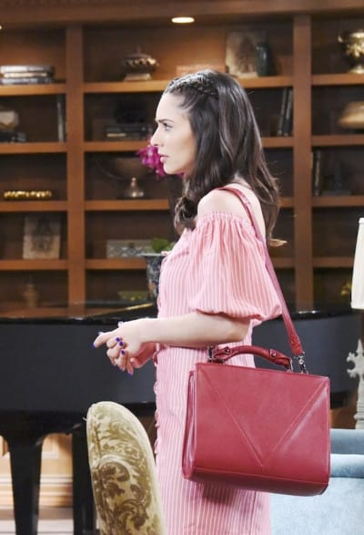 Gabi Suffers Consequences - Days of Our Lives