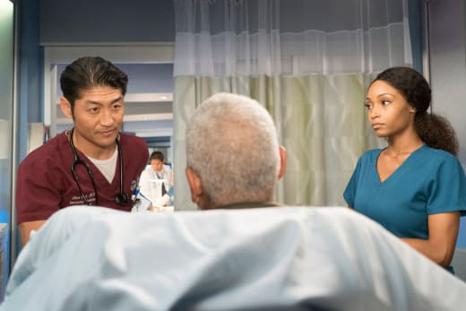 Difference of Opinion - Chicago Med Season 3 Episode 2