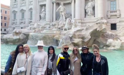 Watch The Real Housewives of Beverly Hills Online: There's No Place Like Rome