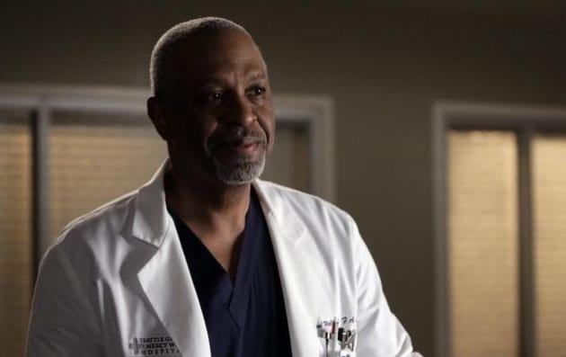 Dr. Richard Webber, M.D.