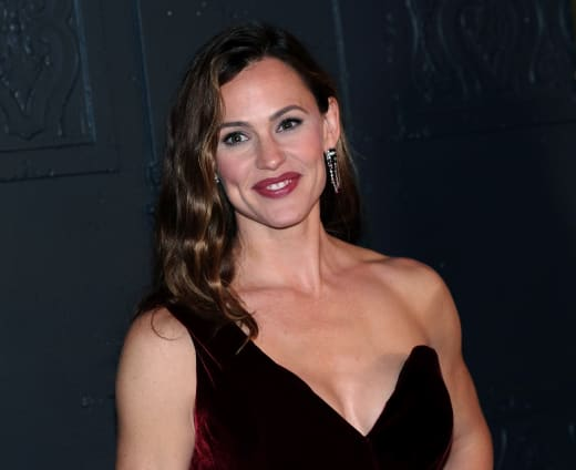 Jennifer Garner Attends Event