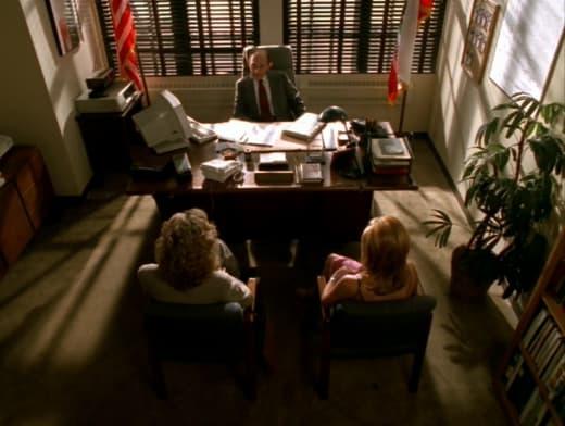 Admission Refused - Buffy the Vampire Slayer Season 3 Episode 2