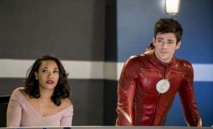 The Flash Season 4 Episode 17 Review: Null and Annoyed