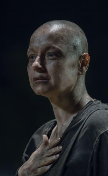 Alpha's Plan - The Walking Dead Season 10 Episode 8