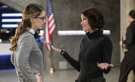 Got Me - Supergirl Season 2 Episode 16