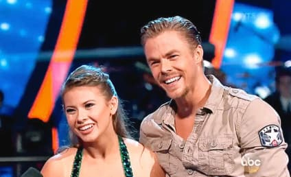 Dancing With the Stars Season 21 Episode 1 Review: Backstreet's Back!