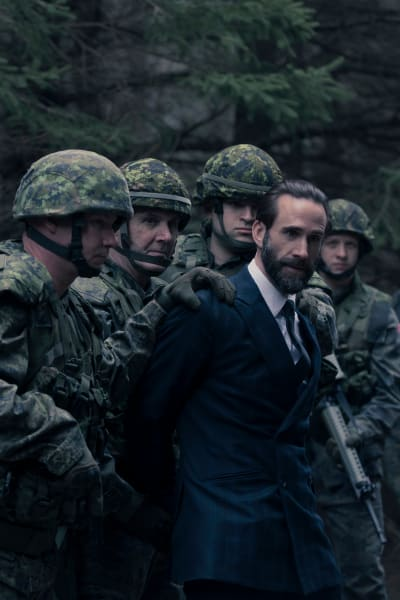 Commander Waterford is Arrested - The Handmaid's Tale Season 3 Episode 11