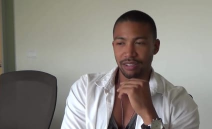 Charles Michael Davis Impersonates Morgan Freeman, Previews The Originals Season 3