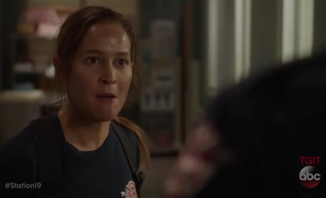 Station 19 Trailer: Meredith Grey Helps Save the Day