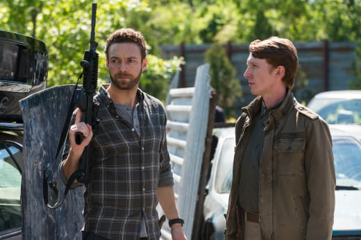 The More The Merrier - The Walking Dead Season 8 Episode 1