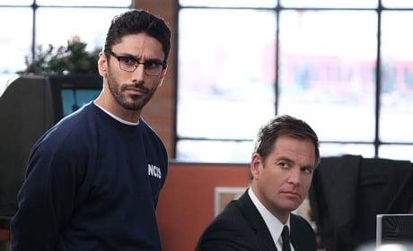 Tony's Look - NCIS Season 12 Episode 10