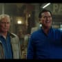 Father & Son - Ash vs Evil Dead Season 3 Episode 4