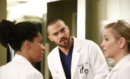 Watch Grey's Anatomy Online: Season 13 Episode 12