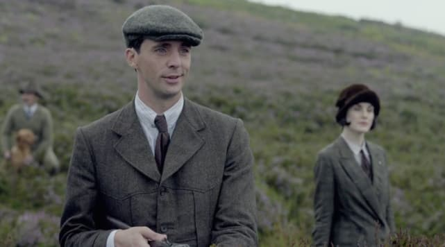"""That is all the answer you will get."" Downton Abbey"