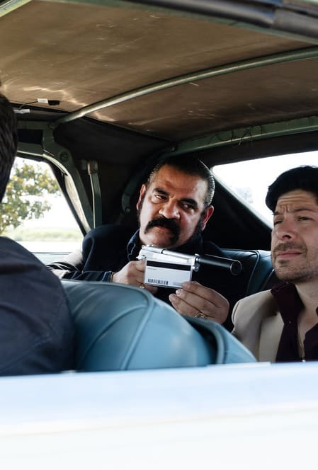 Pote Holds a Hostage - Queen of the South Season 4 Episode 12