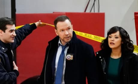 Behind the Crime Tape - Blue Bloods Season 9 Episode 12