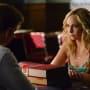 Dining with Caroline - The Vampire Diaries Season 6 Episode 1