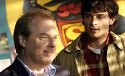 Michael McKean: Returning as Perry White to Smallville