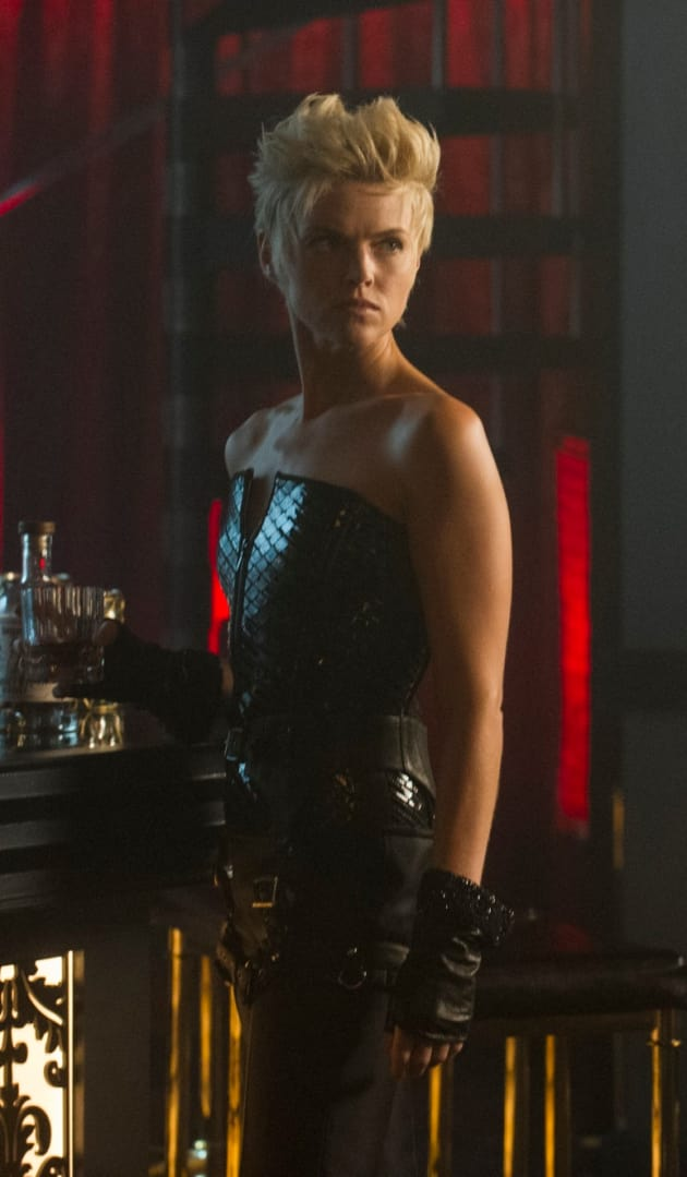 Another Look at Babs - Gotham Season 5 Episode 4
