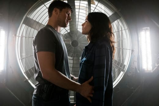 Wyatt and Lucy Grow Closer - Timeless